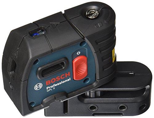 e5c069d768 Bosch Professional 0601066200 Nivel láser de 5 Puntos, 1.5 V, Negro, Azul,
