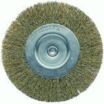 Cepillo alambre circular