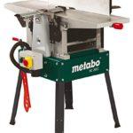 Cepilladora regruesadora Metabo hc 260