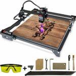 Maquina corte y grabado láser madera